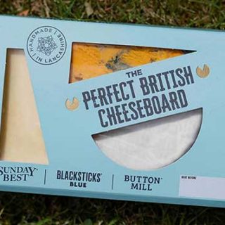 The Perfect British Cheeseboard