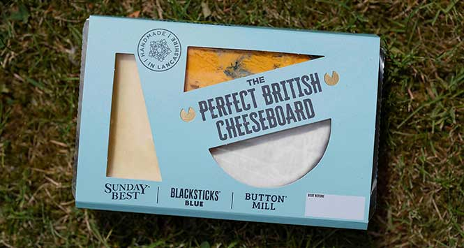The Perfect British Cheeseboard
