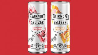 Smirnoff Seltzers