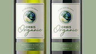 Spar's Orbis organic wine