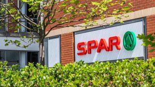Spar sign