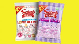 Love Hearts and Parma Violets
