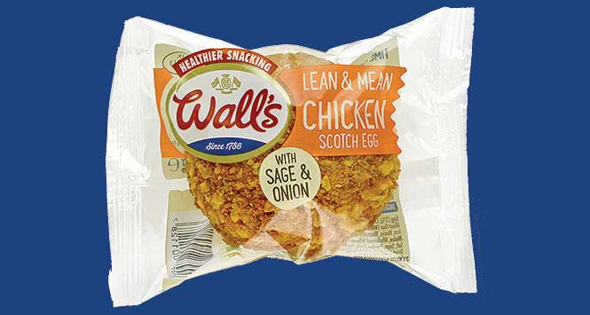 Wall's Chicken Scotch Egg