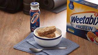 Weetabix Protein ad