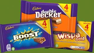 Cadbury multipacks