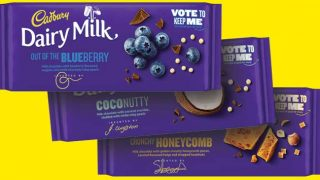 Cadbury Dairy Milk bars