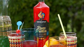 Cockspur Rum Punch
