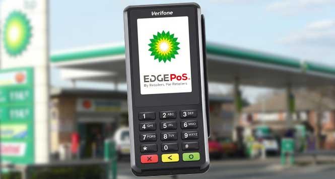 BP payment terminal