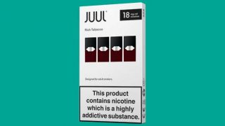 JUUL Rich Tobacco pods