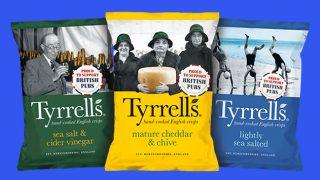Tyrrell's crisps
