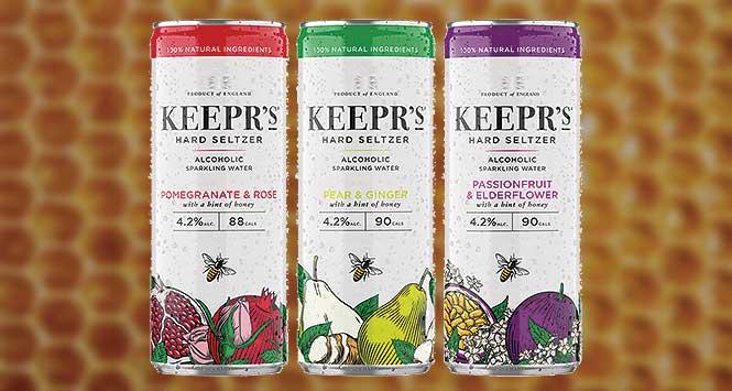 Keepr's Hard Seltzers