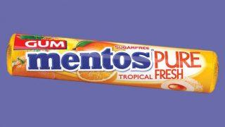 Mentos Pure Fresh Gum