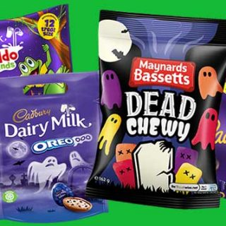 Mondelez Halloween confectionery
