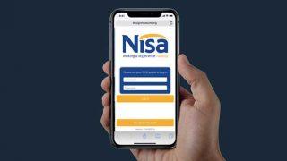 Nisa mobile app