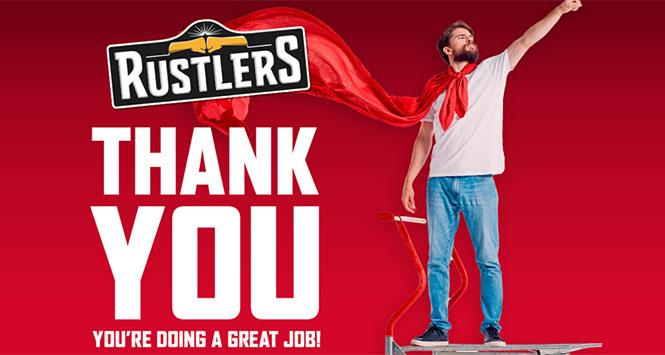 Rustlers: Thank you