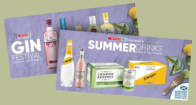 Spar Scotland Gin Festival