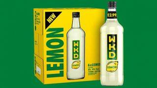 WKD Lemon