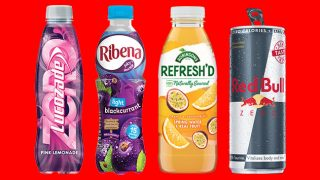 low sugar soft drinks
