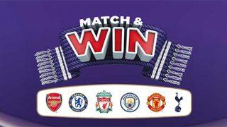Match & Win