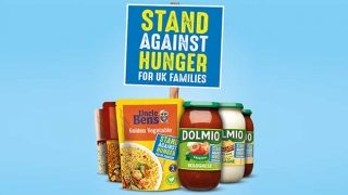 Stand against hunger
