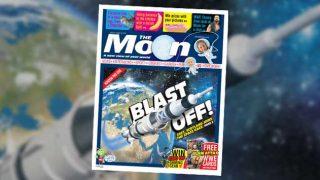 The Moon children's newspaper