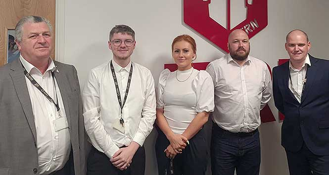 NFRN Connect team
