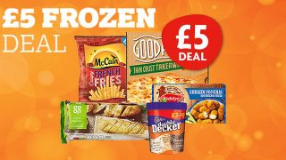 £5 frozen deal