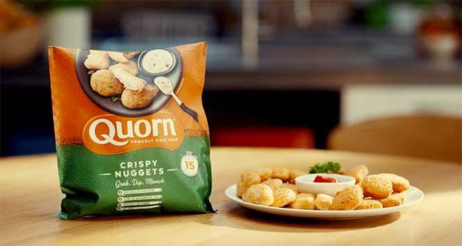 Quorn crispy nuggets