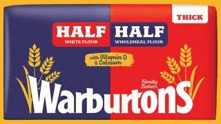 Warburtons loaf