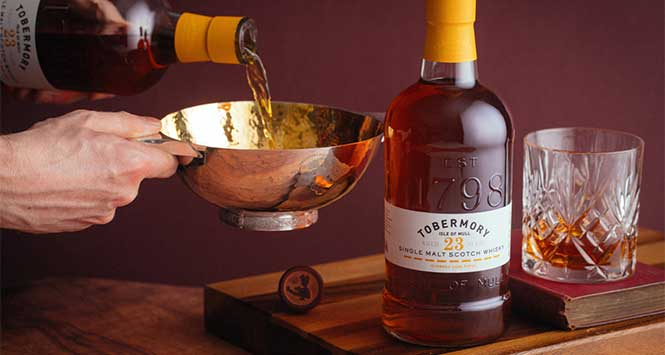 Tobermory 23 year old