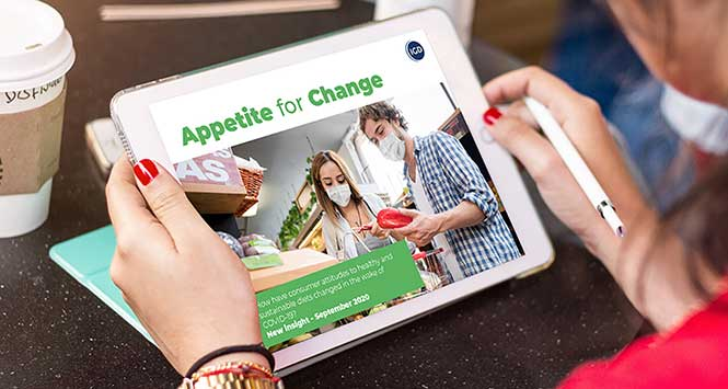 Appetite for Change report