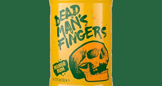 Dead Man's Fingers mango rum