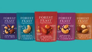 Forest Feast range