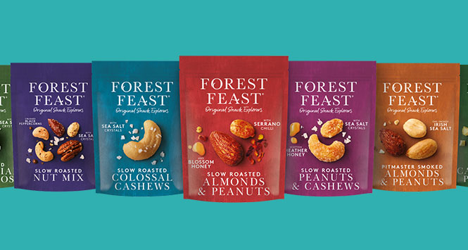 Forest Feast range