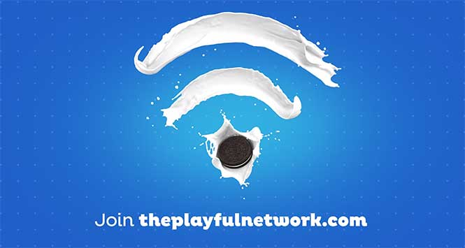 Join the playful network