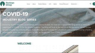 Portman Group's Covid-19 blog