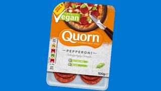 Quorn Vegan Pepperoni