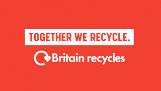 Together we recycle. Britain recycles.