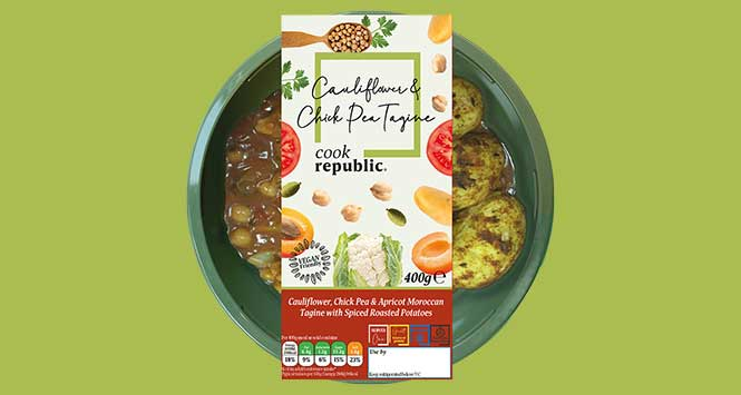 Cook Republic ready meal