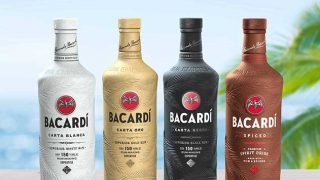 Bacardi's biogradable bottle