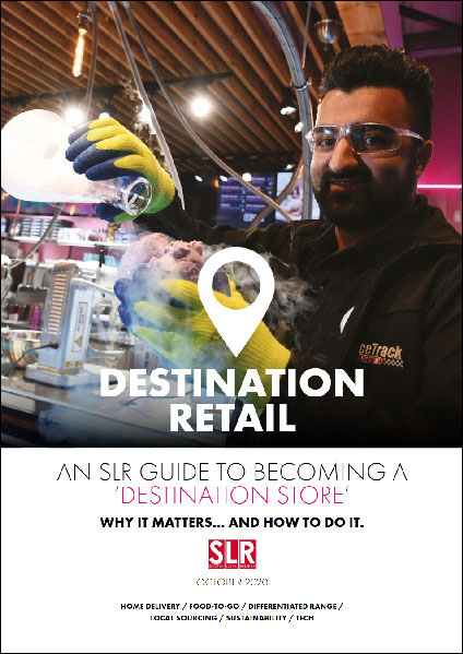 Destination Retail