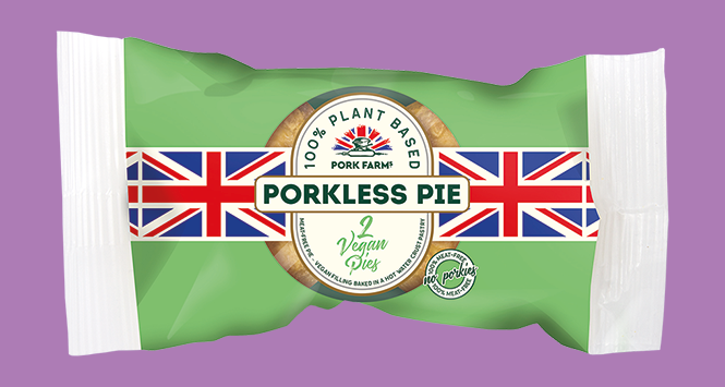 Porkless Pie