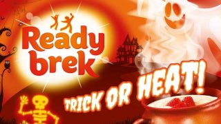 Ready Brek 'Trick or Heat'