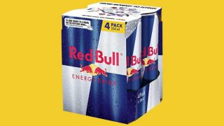 Red Bull Air Mail four pack