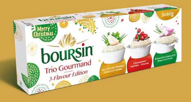 Boursin Trio Gourmand
