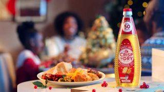 Crisp 'n Dry bottle