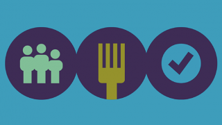Fork graphic