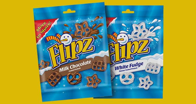 Flipz Christmas sharing packs
