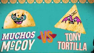 Muchos McCoy vs Tony Tortilla