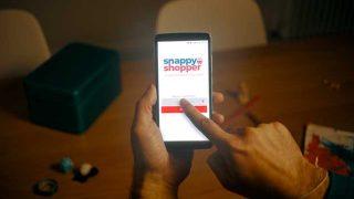 Snappy Shopper ad